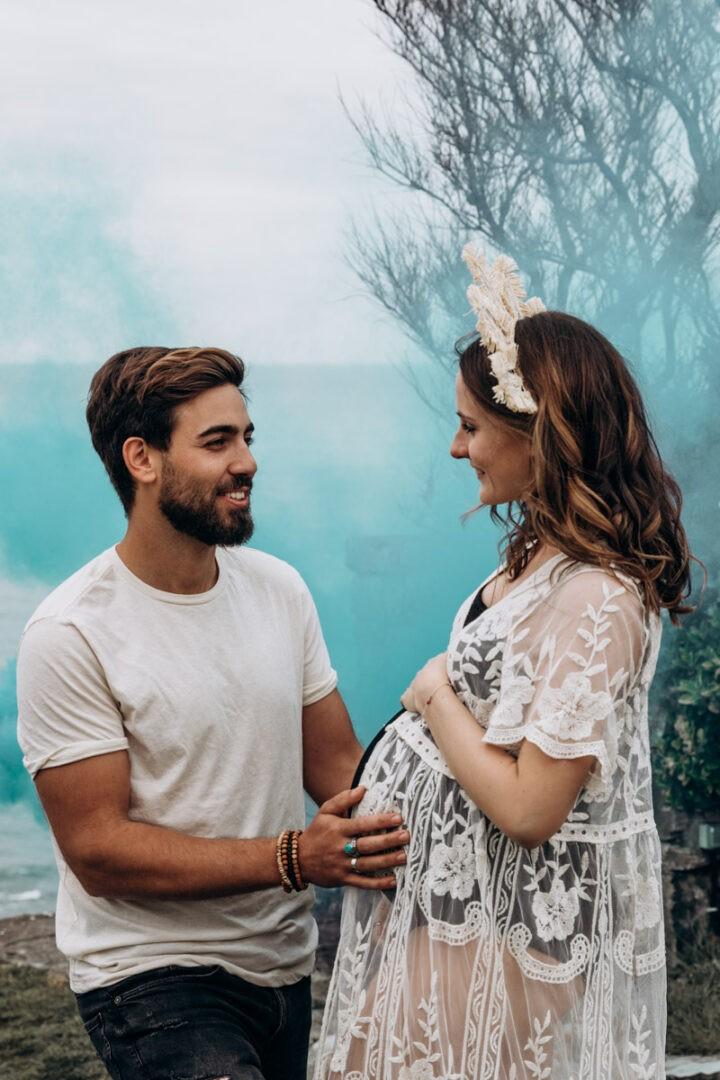 emak bakea seance grossesse