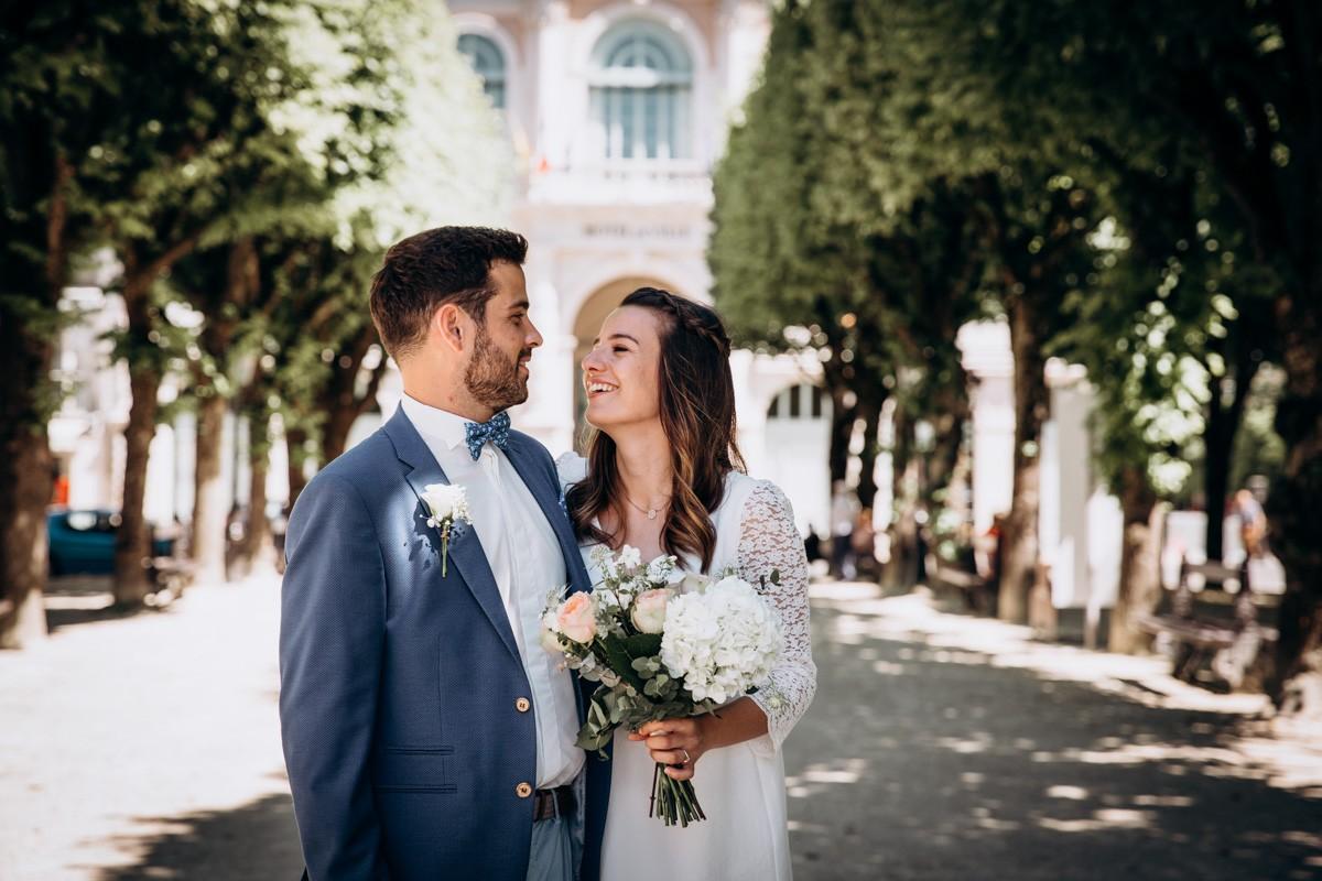 mariage à pau