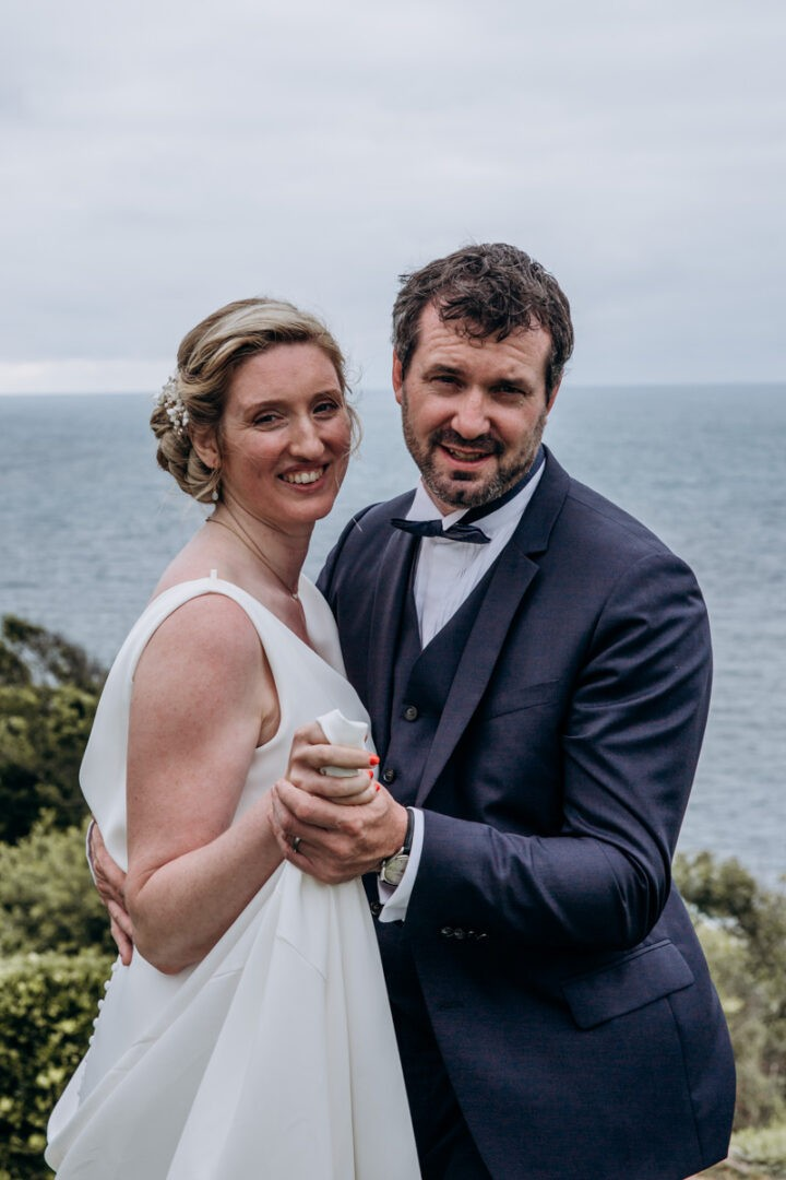 photo couple mariage guethary