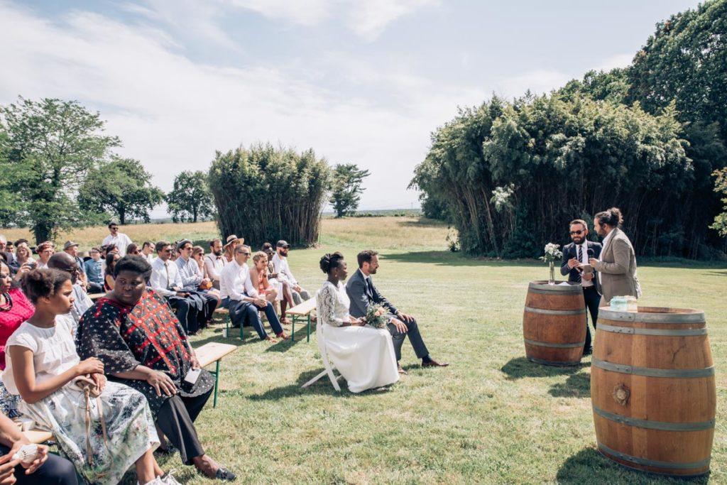 ceremonie chateau de monbet