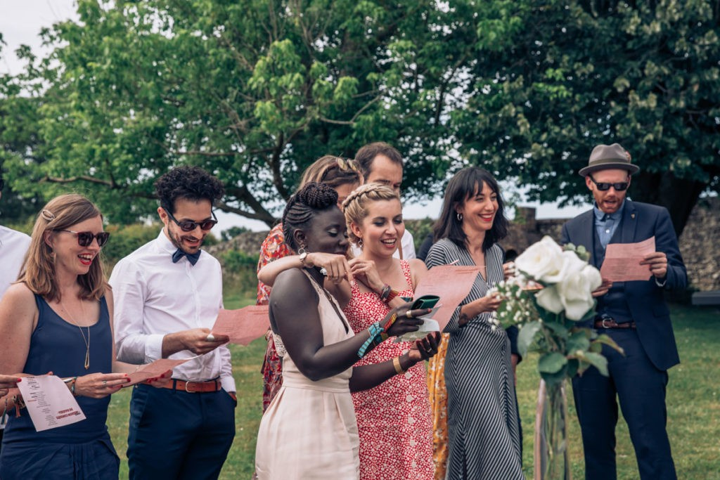 mariage chateau de monbet