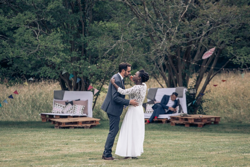 mariage chateau monbet