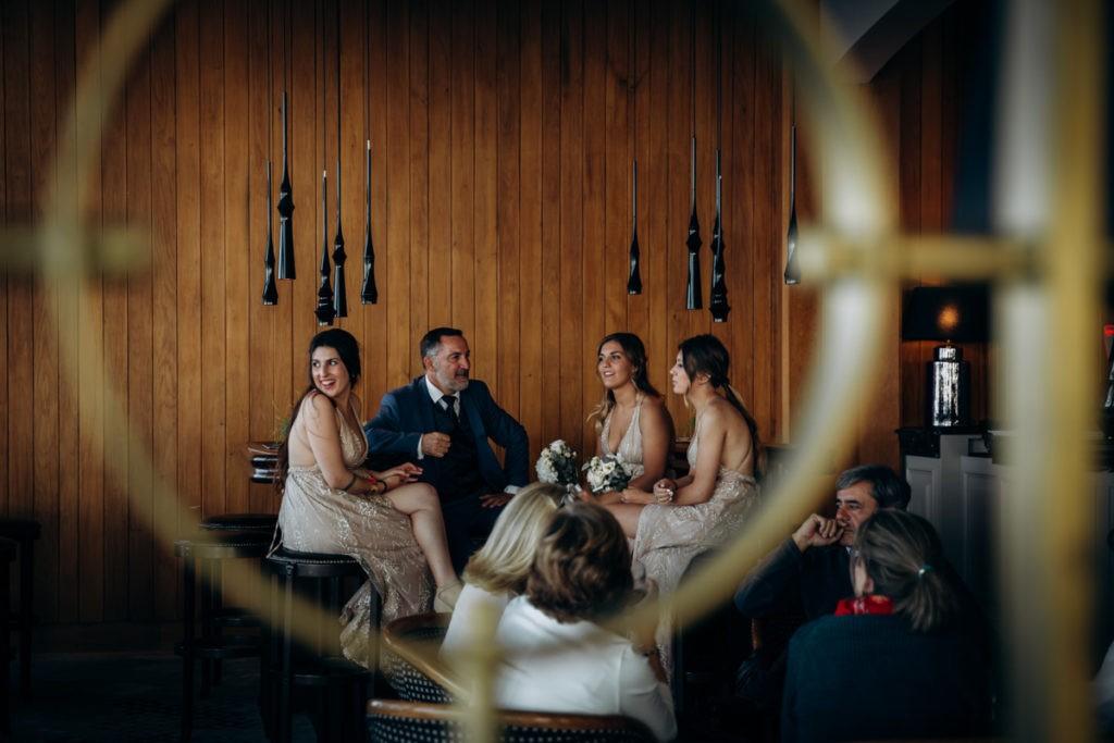 mariage hotel mercure san sebastian