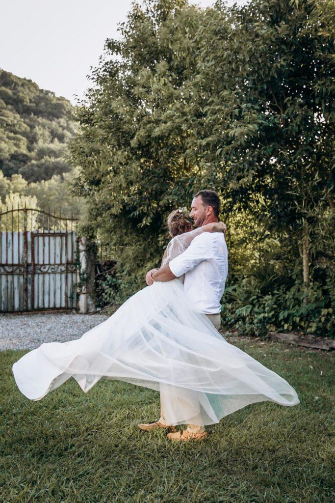 mariage à la ferme inharria