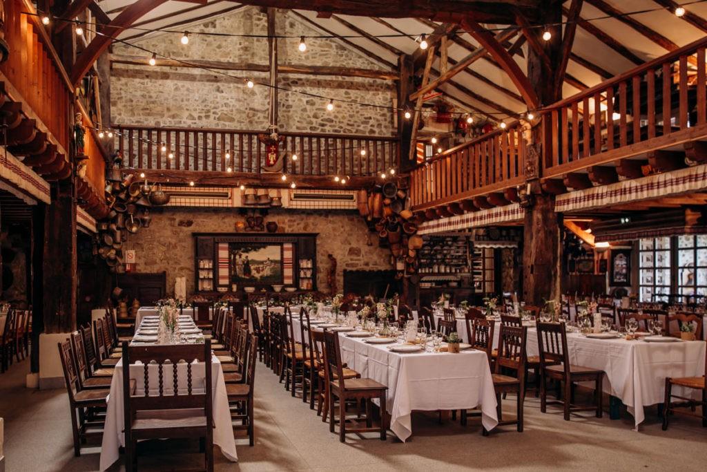 salle mariage pays basque