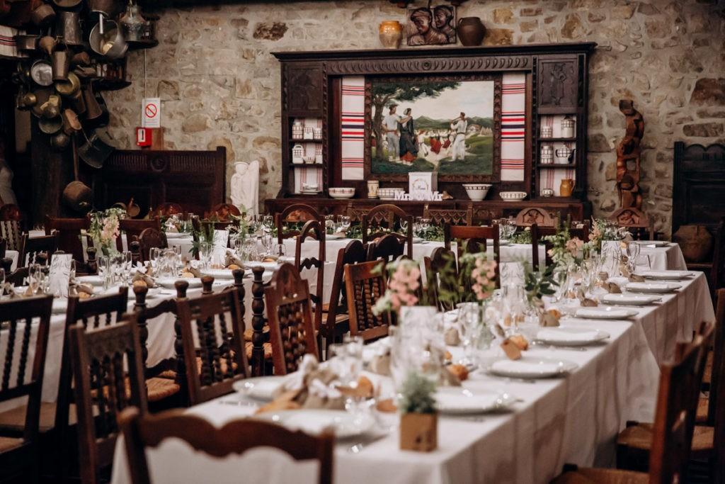 ferme mariage pays basque