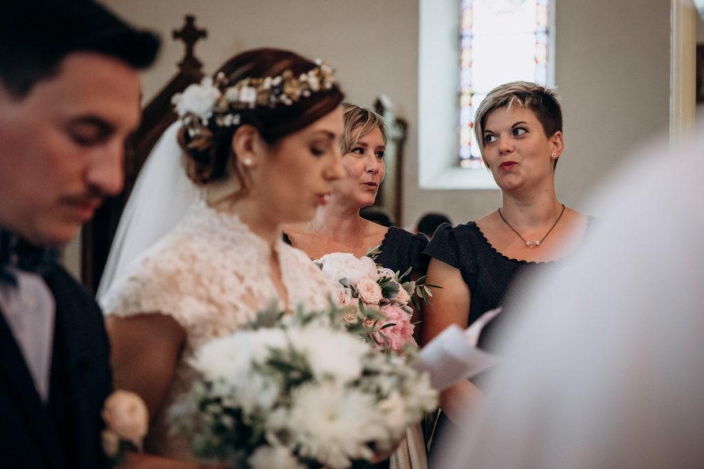 ceremonie religieuse dans les landes