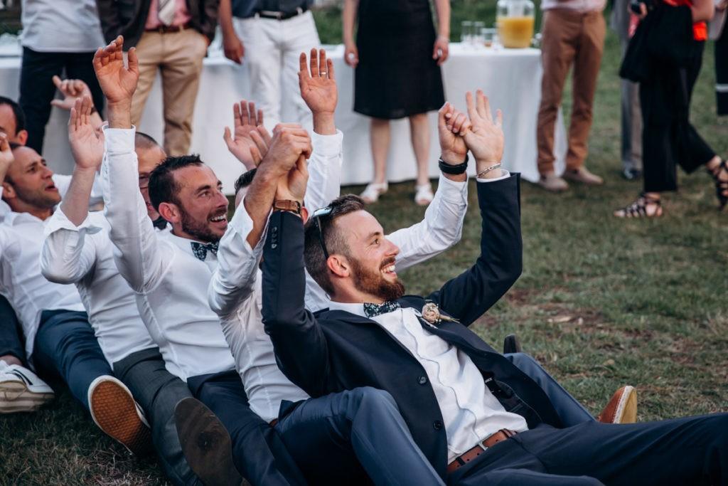 reception mariage les palafitos