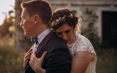 Mariage dans les landes d'Aurélie et Ludovic