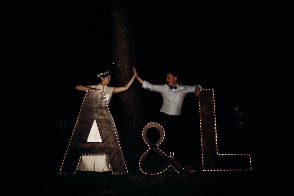 mariage les palafitos