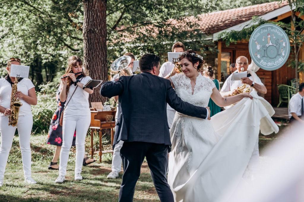 reception mariage dans les landes