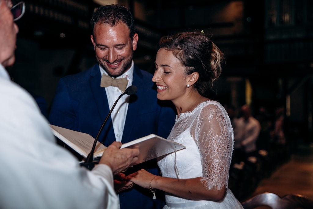 mariage eglise saint pee sur nivelle