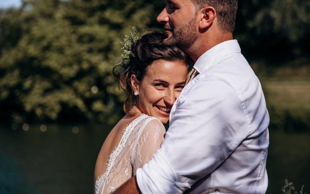 Mariage à la ferme Inharria de Margaux et Bruno