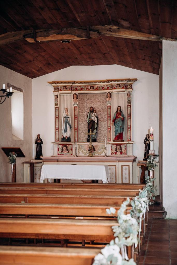 chapelle saint joseph parlementia bidart