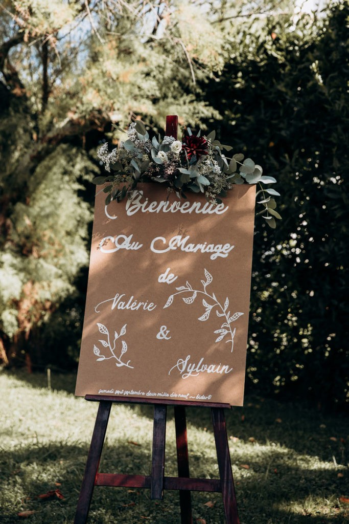 decoration mariage pays basque