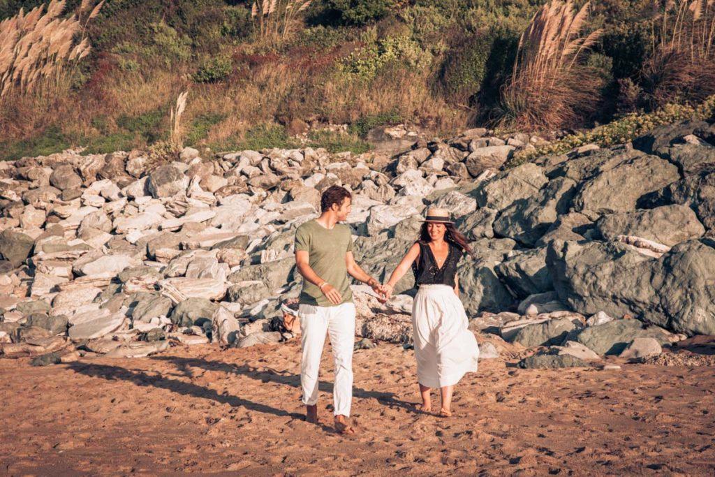 séance couple pays basque