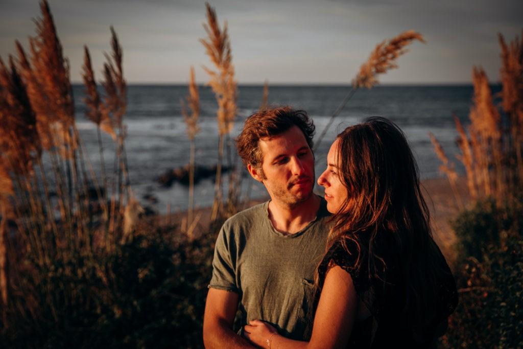 seance photo couple pays basque