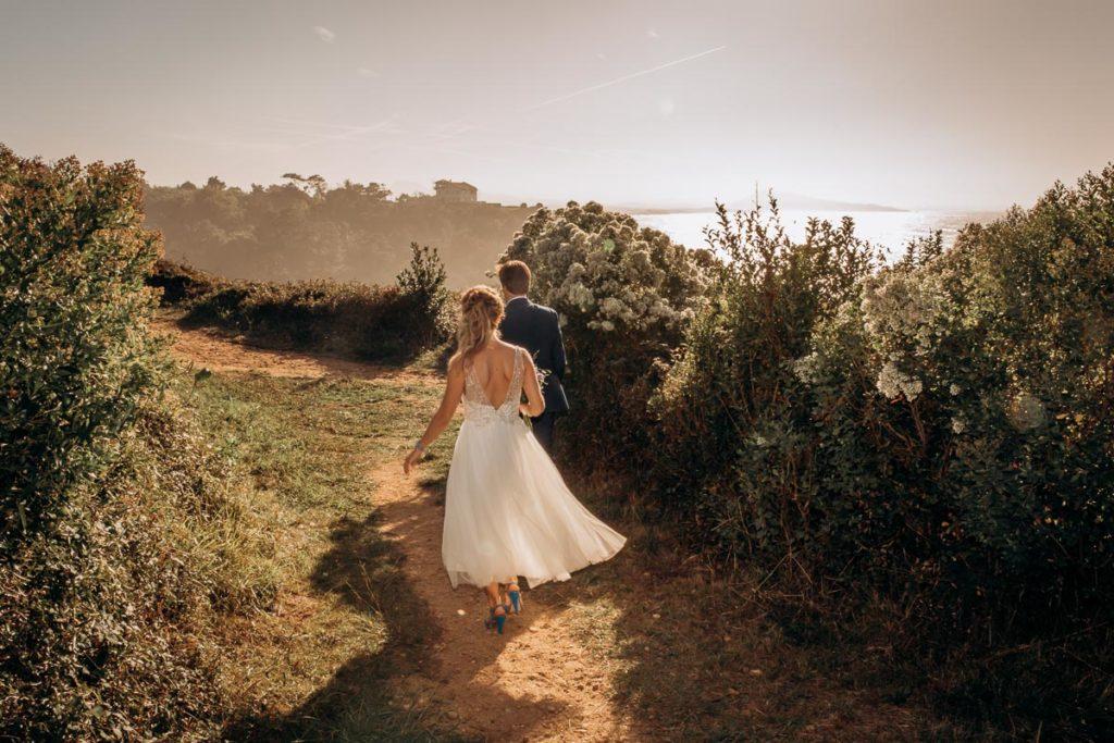 mariage bidart