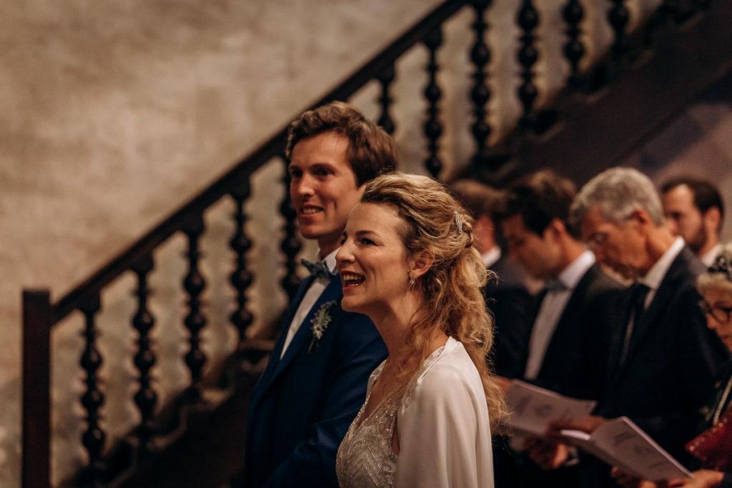 mariage eglise ascain