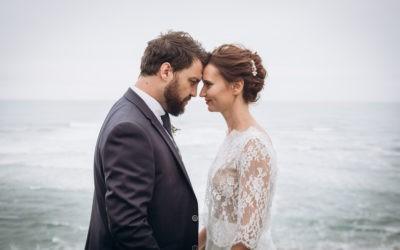 Un mariage en automne à Emak Bakea