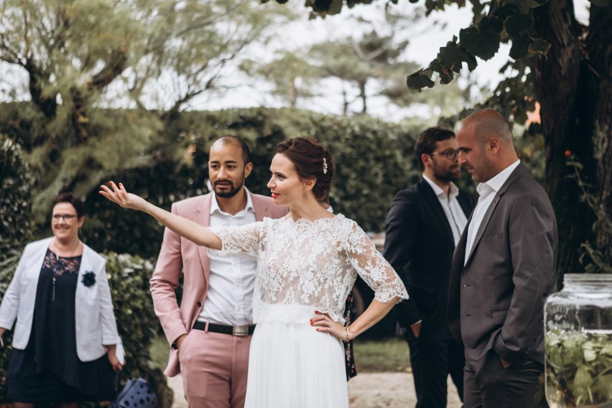 emak bakea reception mariage