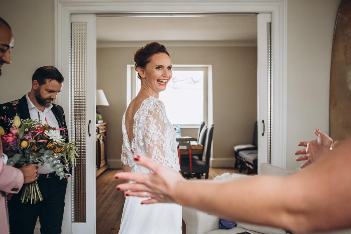 emak bakea preparatifs mariage