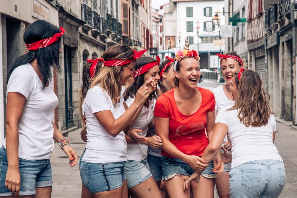 evjf pays basque