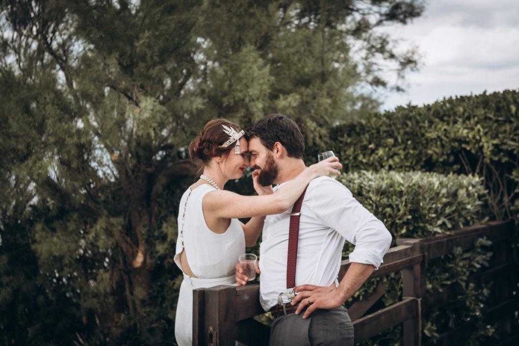 Un brunch de mariage original à Emak Bakea