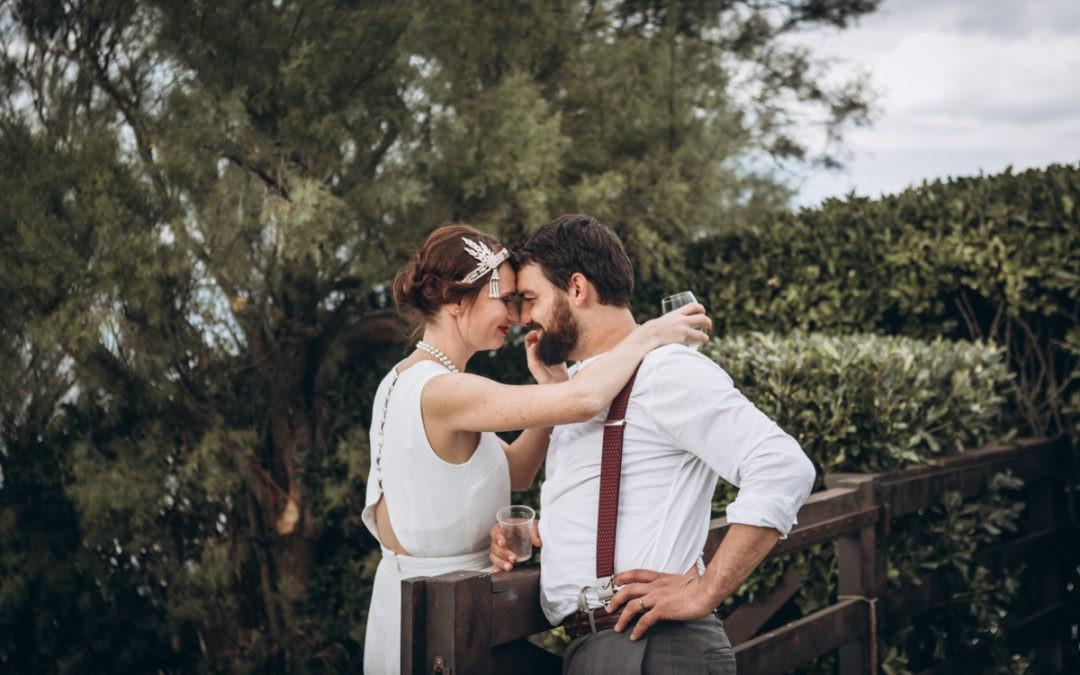 Un brunch de mariage original