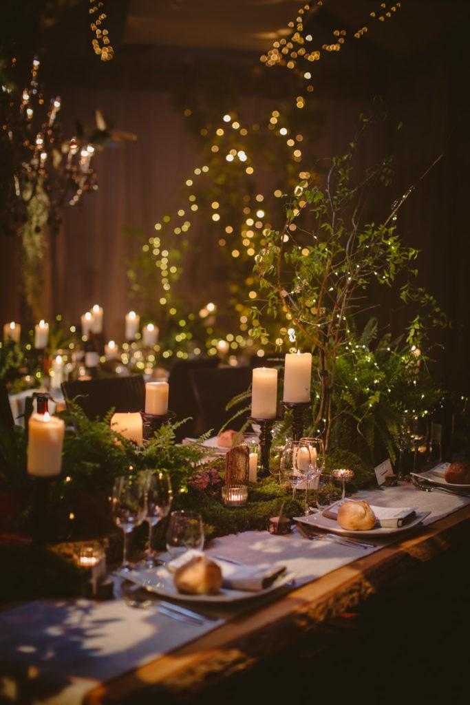 decoration mariage domaine de larbeou