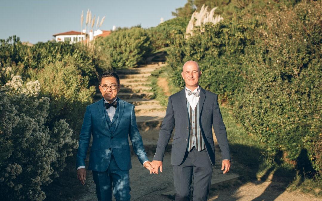 Mariage à Cenitz