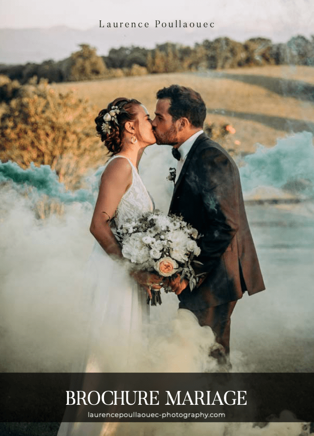 brochure mariage laurence poullaouec