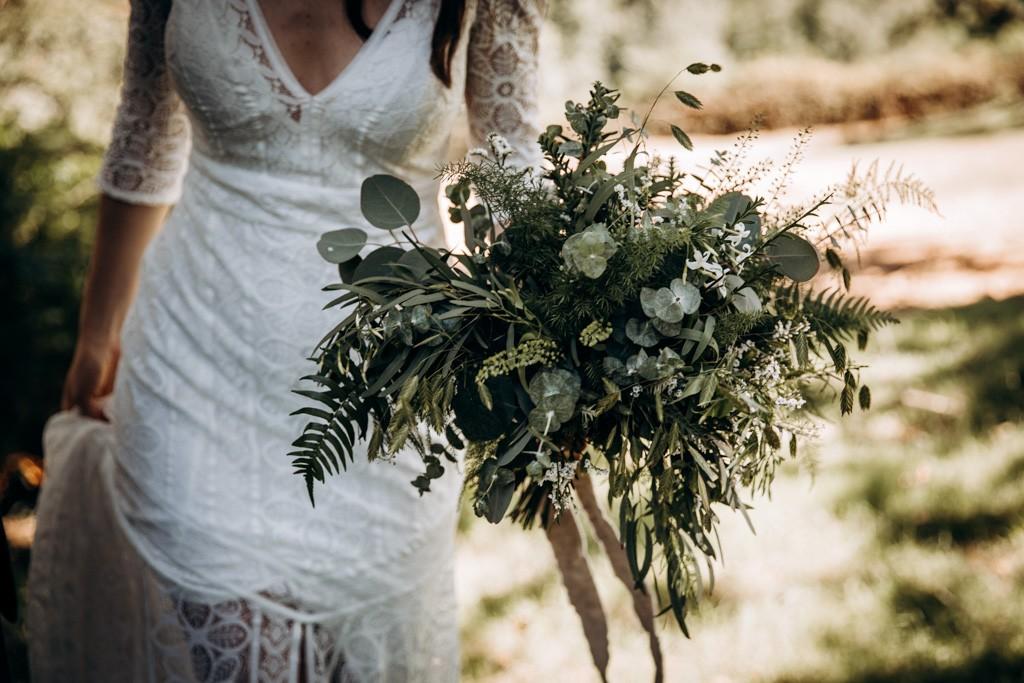 les fleurs d'elia mariage