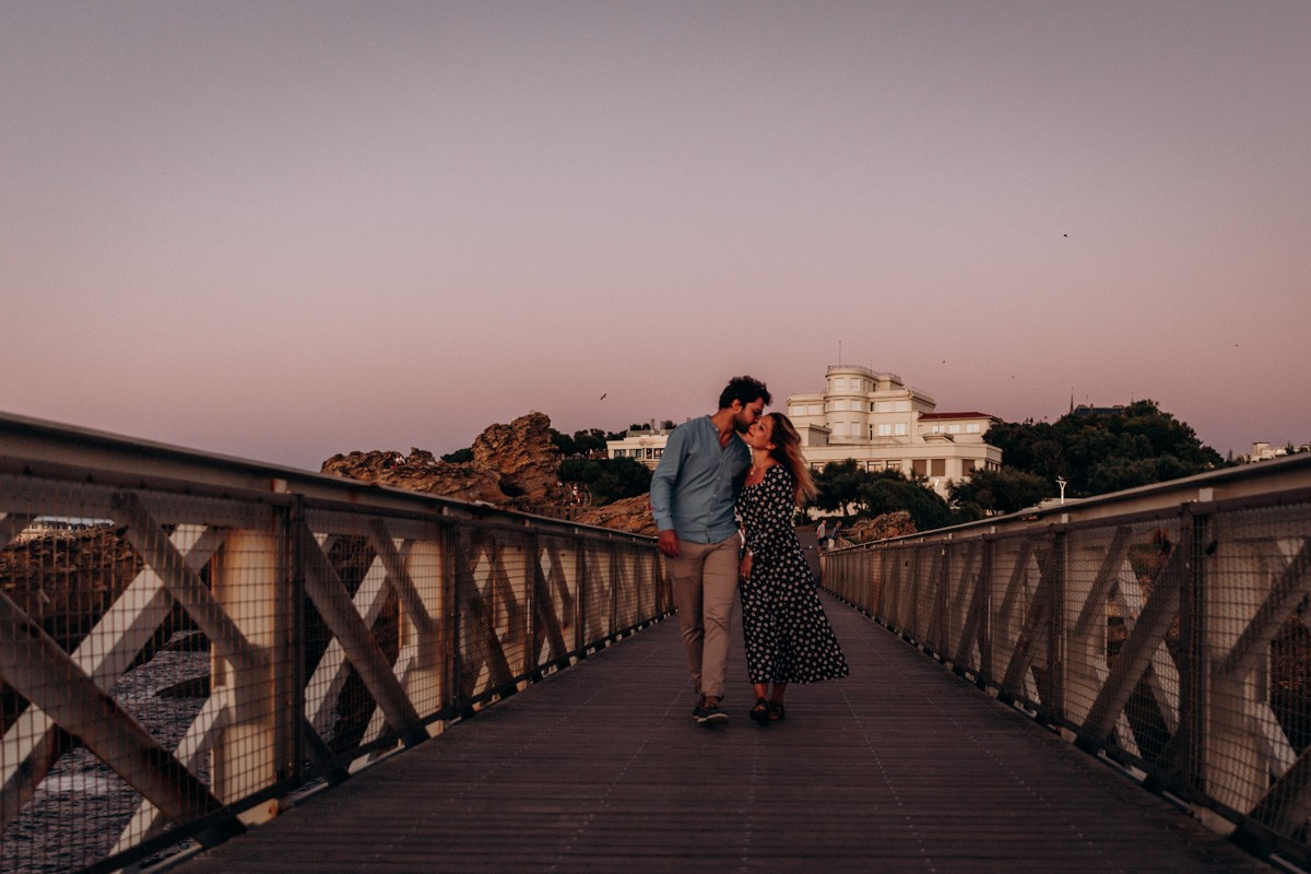 seance engagement a biarritz