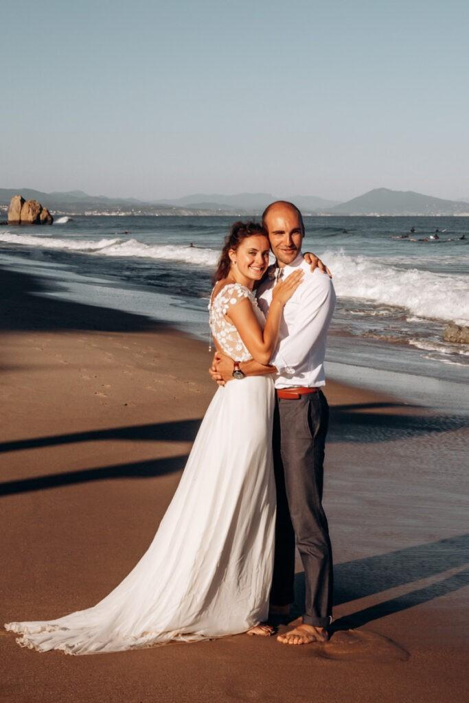 seance couple après le mariage