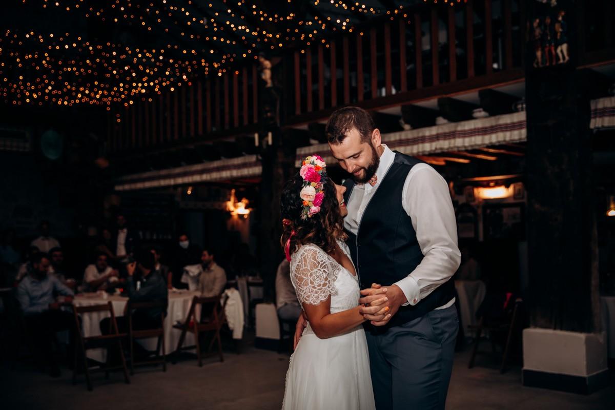 première danse mariage ferme inharria