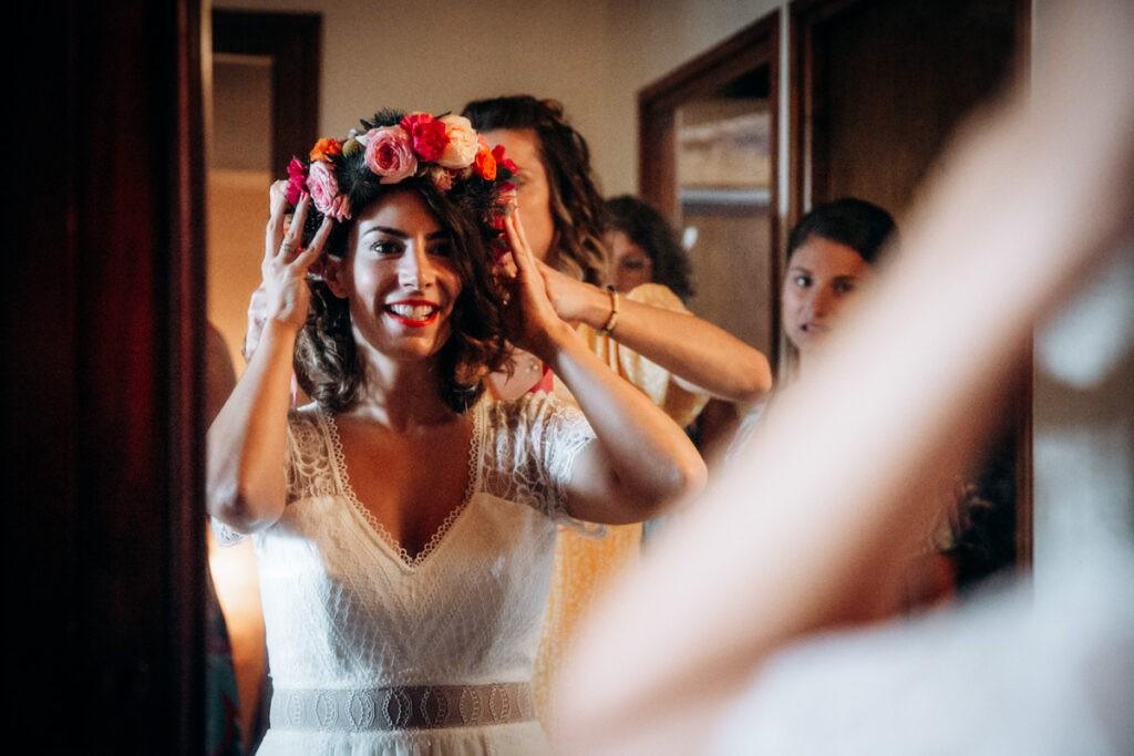 preparatifs mariage irissarry