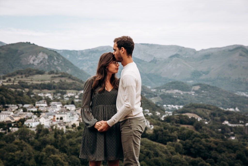 seance engagement à la montagne