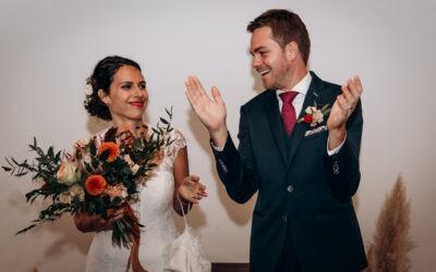 Un mariage à domicile