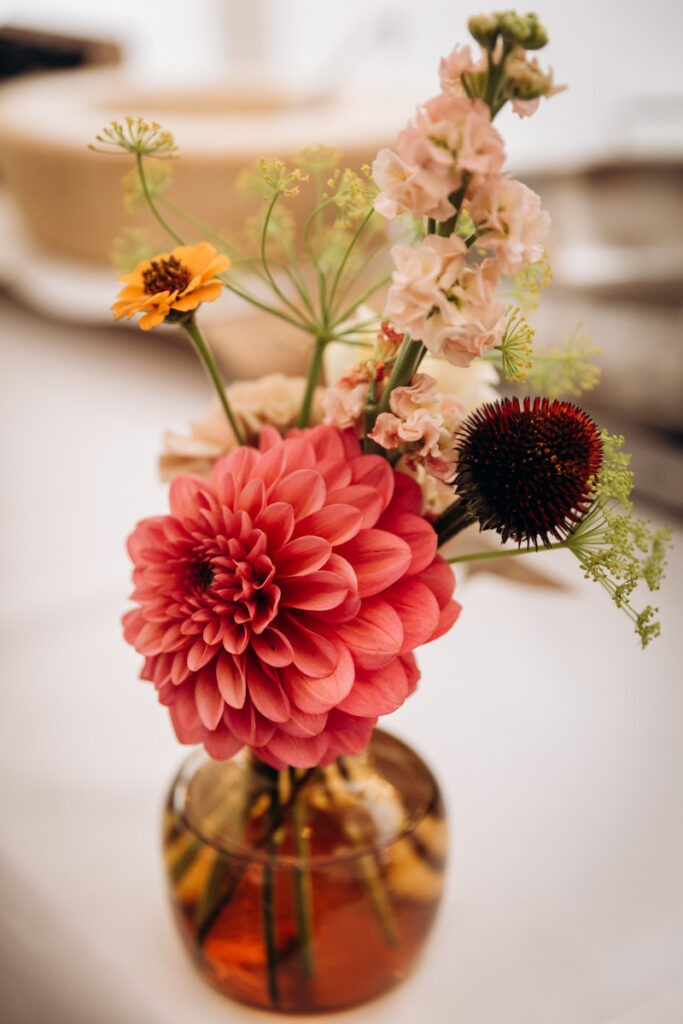 kimua fleuriste mariage bidart
