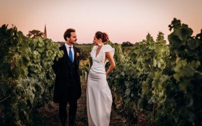 Mariage au chateau d'Arche à Sauternes