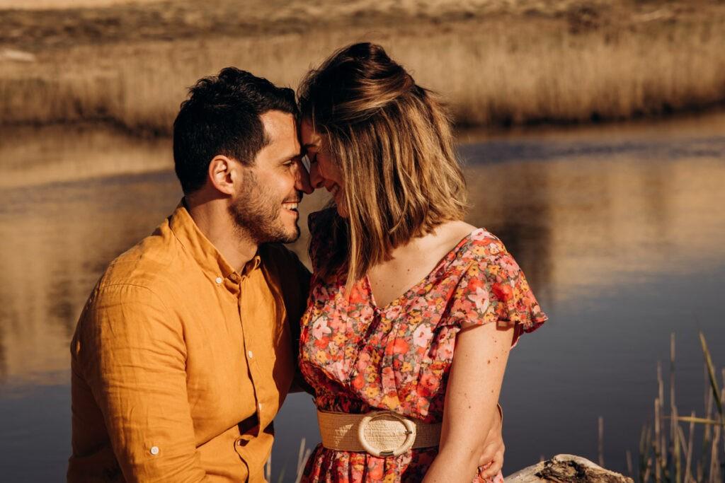 séance couple au courant d'huchet